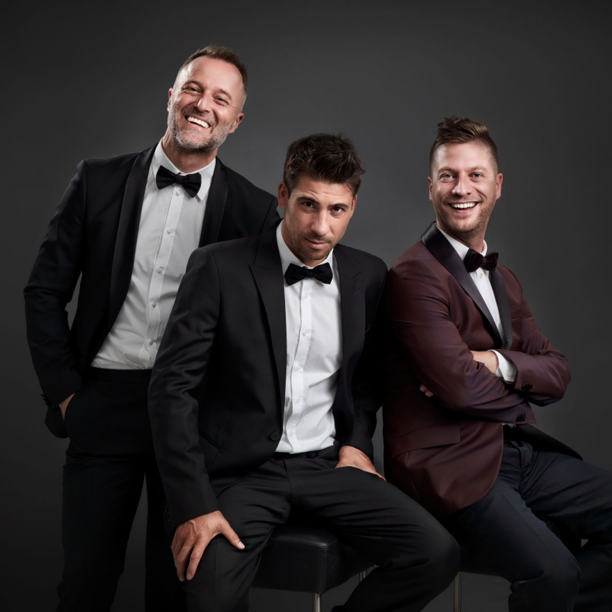 Bild: The Italian Tenors