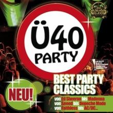 Ü 40 Party in Weinheim, 30.11.2019 - Tickets -