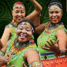 Tickets & Infos von A Capella Zulu Sextett