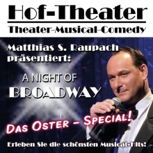 Bild: A Night of Broadway - Matthias Raupach