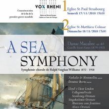 A Sea Symphony - Williams