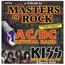 A Tribute to Masters of Rock