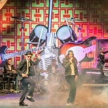 Bild: A Tribute to the Blues Brothers - Die Musical-Revue