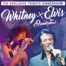 Bild: A Tribute to Whitney & Elvis Dinnershow