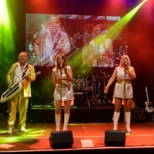 Bild: ABBA Deluxe: The Tribute Stageshow