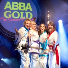 Bild: ABBA GOLD - The Concert Show