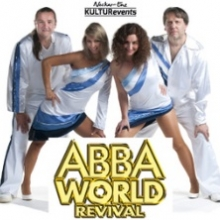 Bild: Abba World Revival