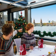 Adventsbrunch auf der Spree