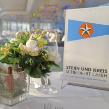 Adventsbrunch auf MS Havel Queen