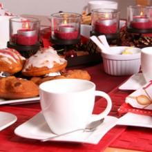 Adventsfrühstück - Weiße Flotte
