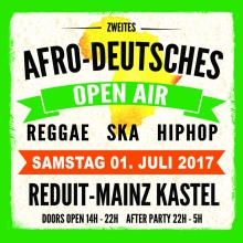 Bild: Afro-Deutsches Open Air