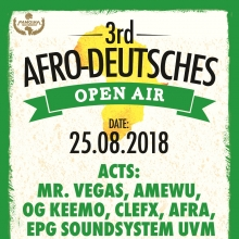 Bild: Afro Deutsches Open Air