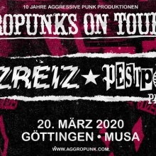 Aggropunks On Tour