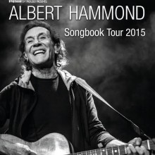 ALBERT HAMMOND - Songbook Tour 2015