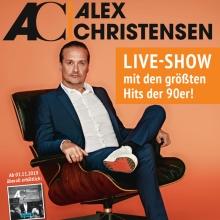 Alex Christensen in Neustadt an der Weinstraße, 07.02.2020 - Tickets -