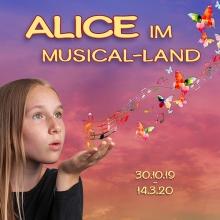 Alice im Musical-Land - Musicalbuehne Roßtal