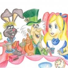 Alice im Wunderland - Burgfestspiele Jagsthausen