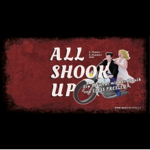 All Shook Up - Das Elvis-Musical - Regie: Tobias Bencker in Nürnberg, 11.11.2018 - Tickets -