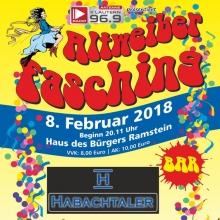Altweiberfasching - mit den Habachtalern in Ramstein-Miesenbach, 08.02.2018 - Tickets -