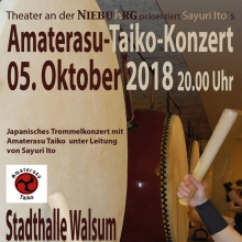 Amaterasu Taiko - Theater an der Niebuhrg