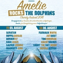 Bild: Amelie Rocks The Dolphins - Charity Festival