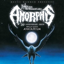 Amorphis - Tales From The Thousand Lakes 20th Anniversary Tour
