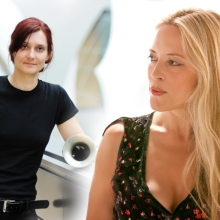 Anke Helfrich und Angelika Niescier in Heidelberg, 04.11.2018 - Tickets -