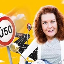 Annette von Bamberg - Es gibt ein Leben über 50 - jedenfalls für Frauen in Rothenburg, 28.03.2020 - Tickets -