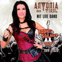 Antonia aus Tirol - Rockschlager Tour 2020 - mit Live-Band & Gästen