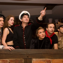 Apparatschik - 30 Jahre Taiga Tunes & Soviet Grooves