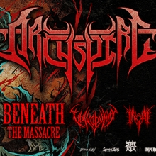 ARCHSPIRE - BENEATH THE MASSACRE, VULVODYNIA, INFERI