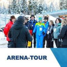 Chiemgau Arena - WELTCUP-TOUR