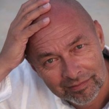 Arnim Töpel - Musikalisches Kabarett mit 'Bluesdenker' Arnim Töpel