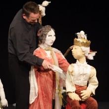 ASCHENPUTTEL - Figurentheater für Kinder ab 3 Jahren