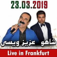 Aziz Waisi & Shaho - kurdische Newroz-Feier 2019 in Frankfurt am Main, 23.03.2019 - Tickets -