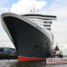 Auslaufbegleitfahrt Der Queen Mary 2 Tickets Karten Bei Adticketde