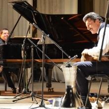 Bach. Reloaded - Burhan Öcal & Alexey Botvinov