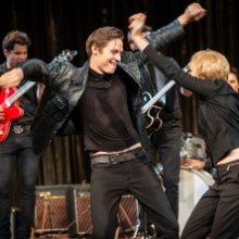 Backbeat - Die Beatles in Hamburg - Festspiele Heppenheim 2018