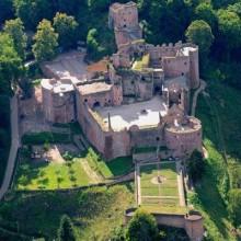 Schloss- und Festungsruine Hardenburg