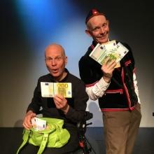 Baden-Baden - und die Taschen voller Geld