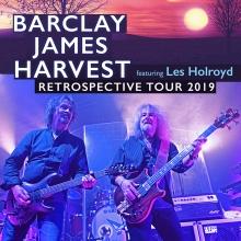 Barclay James Harvest feat. Les Holroyd - Retrospective Tour 2019 in Neunkirchen, 11.04.2019 - Tickets -