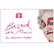 Barock am Main - im Bolongarogarten Frankfurt Höchst - Fliegende Volksbühne Frankfurt Rhein-Main e.V. mit Michael Quast