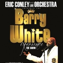 The Barry White Experience Tour 2014
