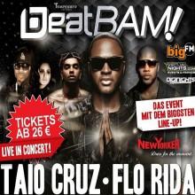 BeatBAM! - Taio Cruz, Timati, Mario Winans & Raffaela