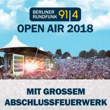Berliner Rundfunk 91.4 Open Air - 2018 in Berlin, 09.06.2018 - Tickets -