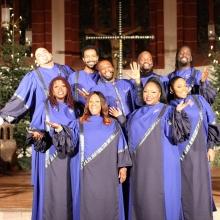 The BEST of Black Gospel - 20 years of Gospel - Jubiläumstour in Darmstadt, 30.01.2020 - Tickets -