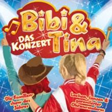 Bibi & Tina - Das Konzert - Alle Hits und eine spannende Geschichte live