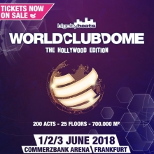 Bild: BigCityBeats World Club Dome - The Hollywood Edition