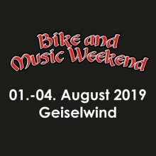Bild: Bike and Music Weekend Geiselwind