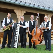 Bild: Blackforest Jazzband